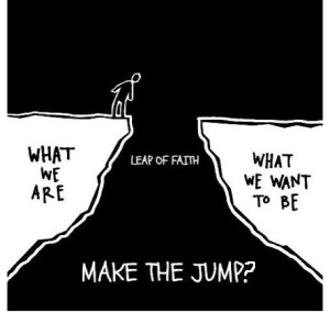 Leap of Faith?